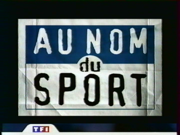 TELEVISION-SARBACANA TF1 année 2000 le 20  heure